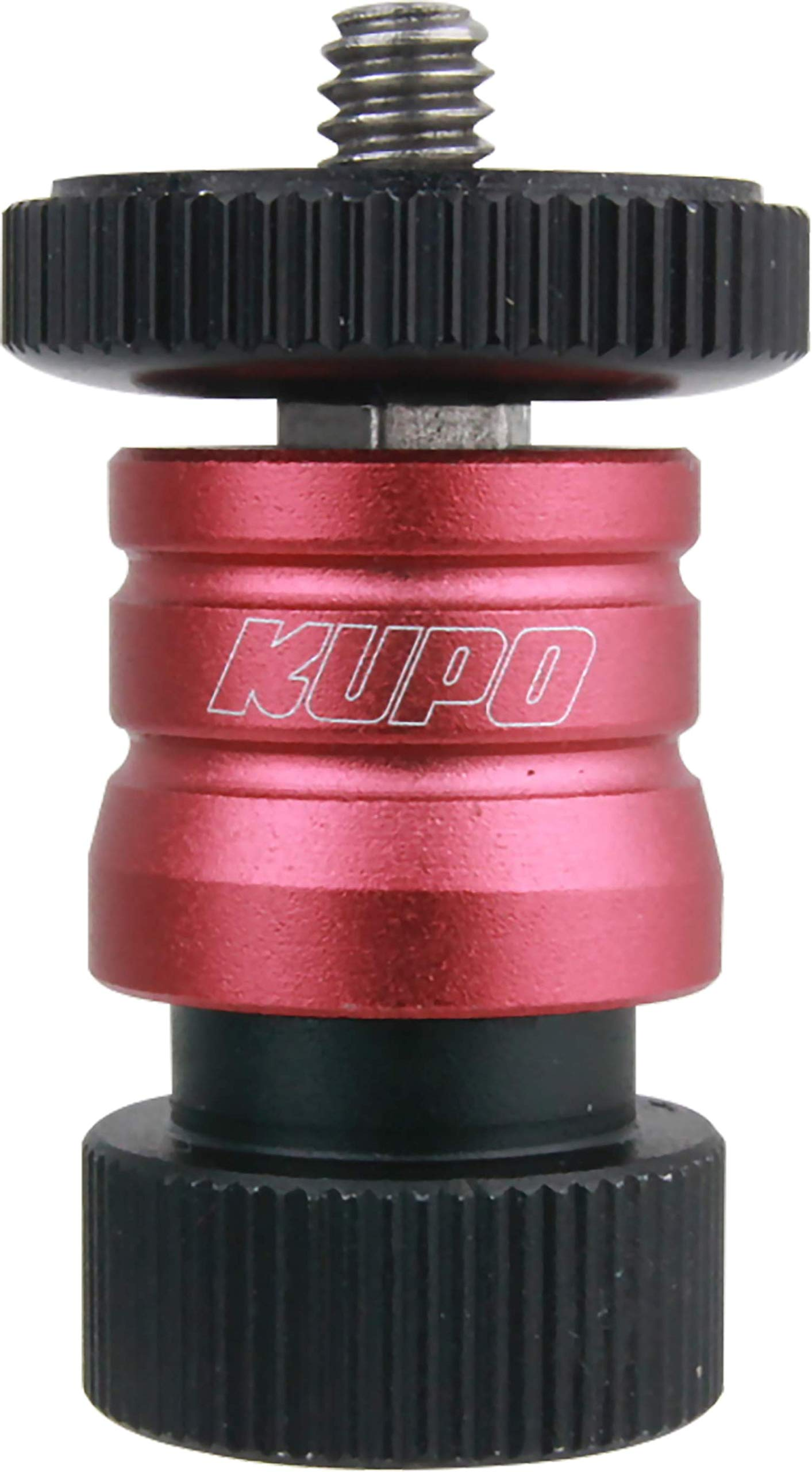 Kupo Quick Release Adapter Set - 1/4''-20 (KG013912) by Kupo