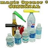 magic Opener ORIGINAL - 3 in 1 Bottle Opener - Magnetic, Ergonomic - Twist Off Openers