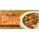S&B Golden Curry Sauce Mix, Mild, 8.4-Ounce (Pack of 5)