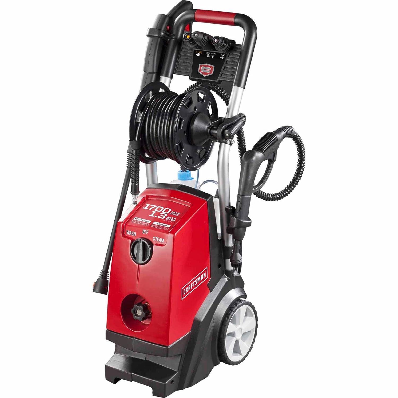 Amazon Craftsman 1700 PSI 1 3 GPM Electric Pressure Washer w