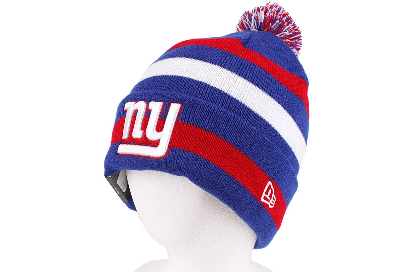 8bf30bcd560 Amazon.com   NFL New York Giants Sport Knit Hat   Sports Fan Beanies    Clothing
