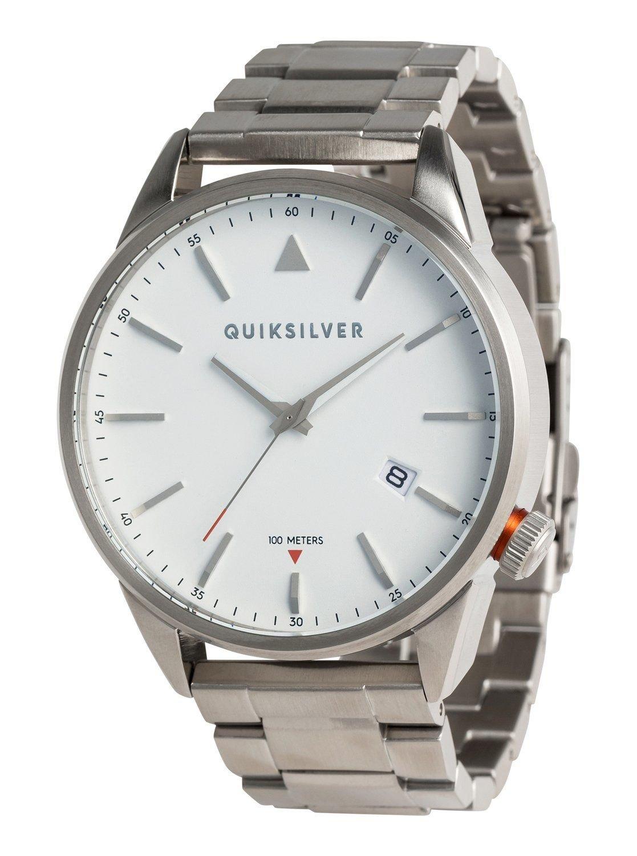 The Timebox Metal quiksilver analogic watch EQYWA03026