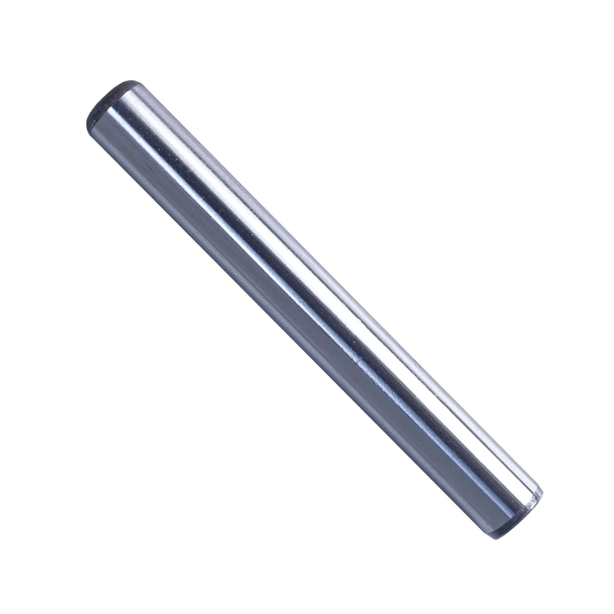 3/8 x 3'' Dowel Pins, Alloy Steel, Pack of 4