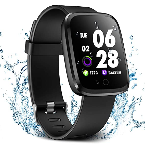 2e232a8fc5d Amazon.com  Verpro Smart Watch