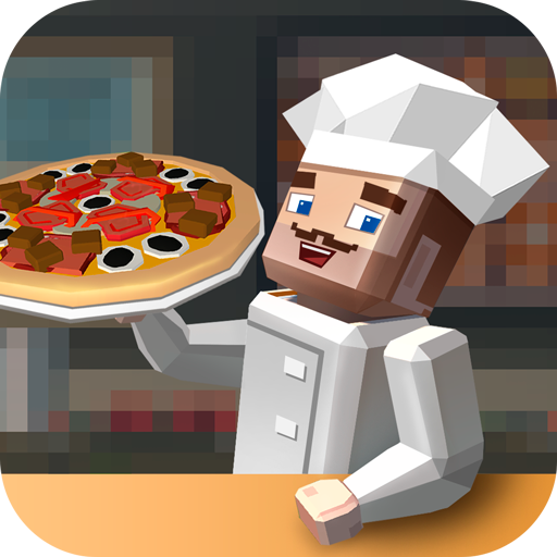 Pixel pizzeria cooking chef sim restaurant for Cuisine 3d android