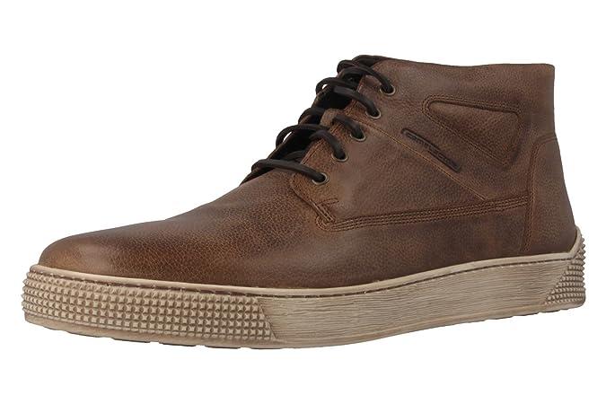 Cocoon - Herren Mittelhohe Sneaker - Braun Schuhe in Übergrößen, Größe:49 Camel Active