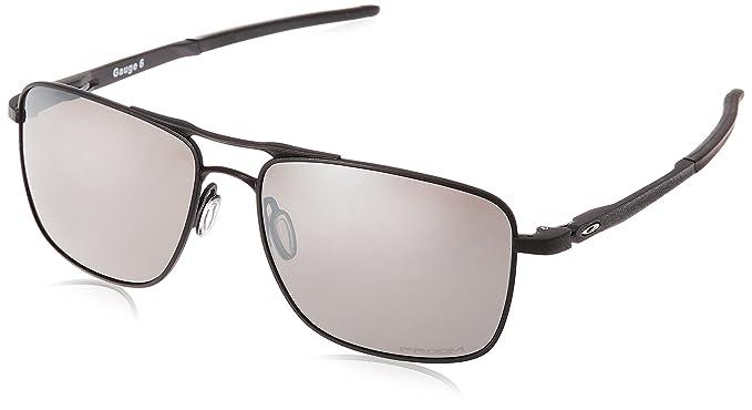 Oakley Gauge801, Gafas de Sol para Hombre, Plateado, 57: Amazon.es: Ropa y accesorios