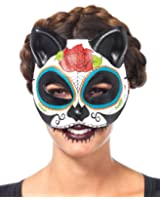 Leg Avenue 3735 Sugar Skull Cat Mask