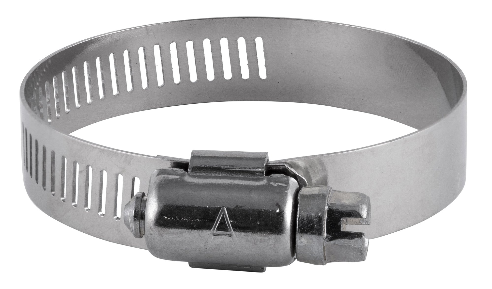 American Valve 10-Pack Worm Gear Hose Clamp, 1-5/16'' to 2-1/4'' (SAE size 28), CL28PK10, Stainless Steel Band & Housing