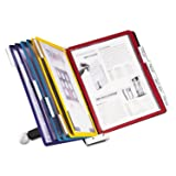 DURABLE Desktop Reference System, 10 Double-Sided