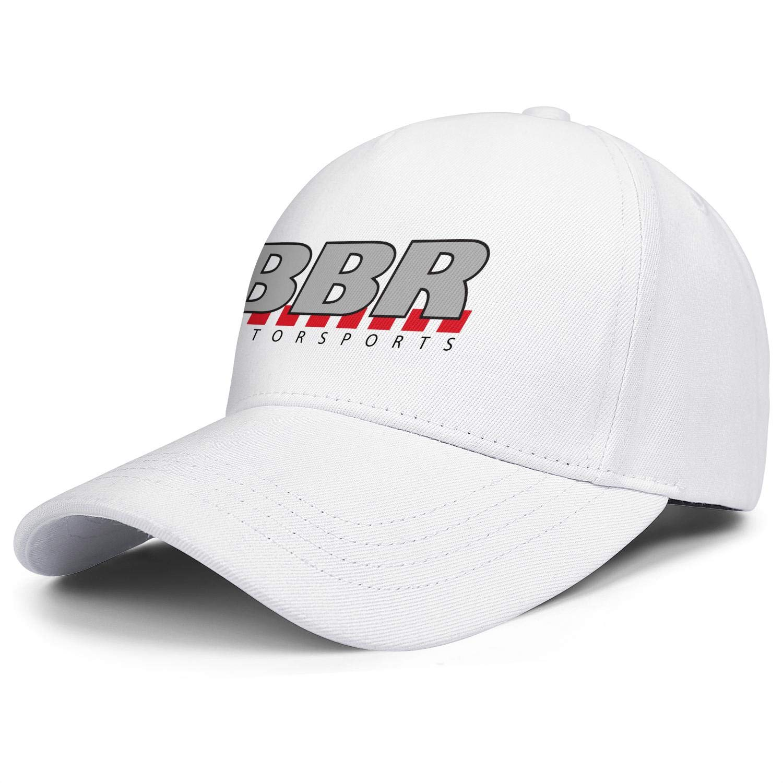 Womens Summer Baseball Cap BBR Motorsports Men Sun Flat Cap