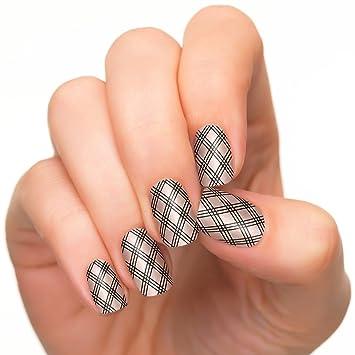 Incoco Nail Polish Strips, Nail Art, Creme de la Creme