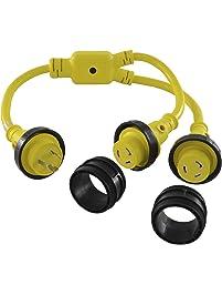 Amazon.com: Shore Power Cords - Electrical Equipment