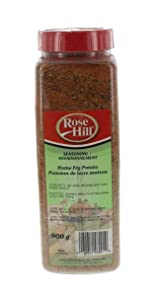 Rose Hill Home Fry Potato Seasoning 900g/1.9lbs Imported from Canada}