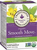 Traditional Medicinal's Peppermint Smooth Move (3 x 16 bag)