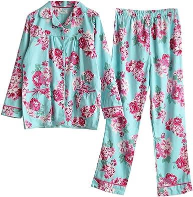 Wsxxnhh Nobles Japoneses Y Elegantes Grandes Pijamas De ...