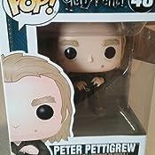14946 Warner Brothers Pop Vinyl Harry Potter Peter Pettigrew Figure, Funko POP