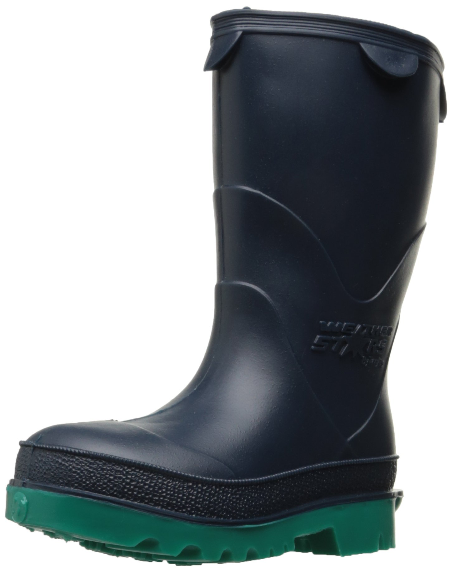 STORMTRACKS 11668.07 Child's Boot, Size 07, Blue/Green