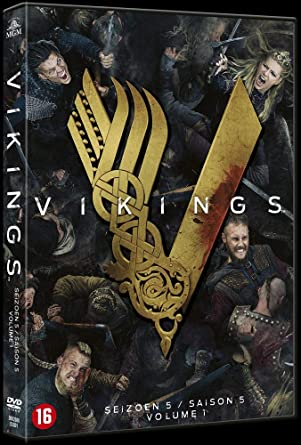 Vikings Season 5 - Parte 1 con la versión francesa DVD: Amazon.es: Katheryn Winnick, Clive Standen, Jessalyn Gilsig, Gustaf Skarsgård Travis Fimmel, Katheryn Winnick, Clive Standen: Cine y Series TV