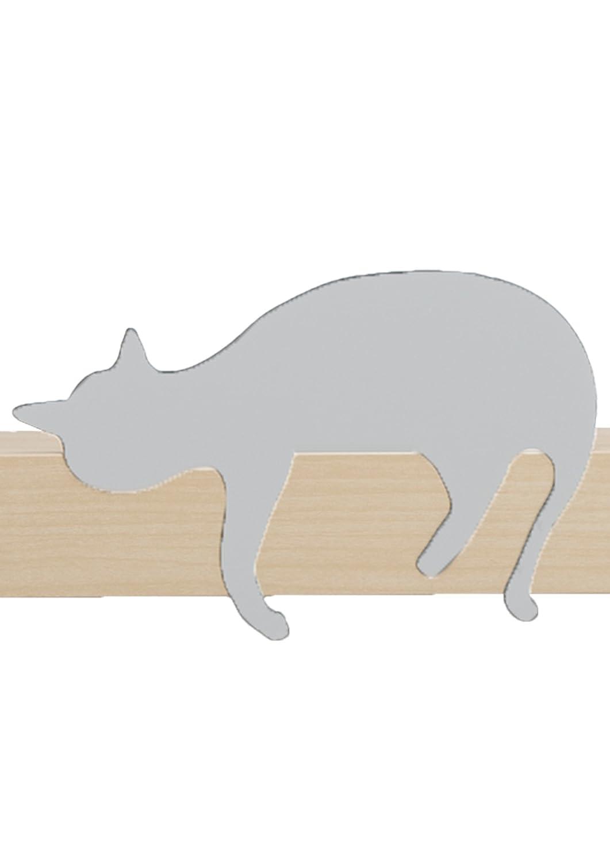 Artori Design CatS Meow | Figura Oscar | Silueta de Gato Decorativa metálica | Estatuilla de Gato Decorativa | Regalo para Amantes de los Gatos ...
