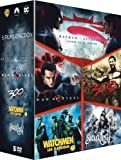 Le Meilleur de Zack Snyder: Batman v Superman, l'aube de la justice + Man of Steel + 300 + Watchmen, les Gardiens + Sucker Punch