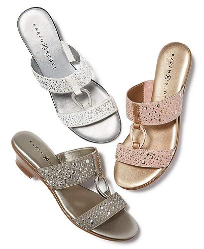8c5a4fadade99 Karen Scott Eanna Sandals, Created for Macy's 6.5M