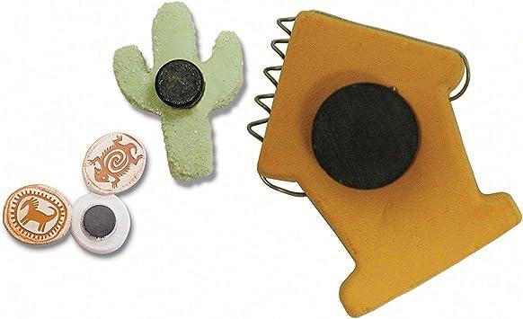 flat 6pc magnet set