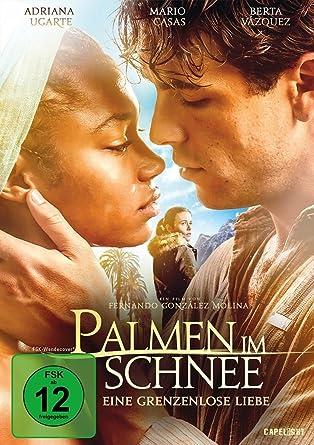 Palmen im Schnee - Eine grenzenlose Liebe [Alemania] [DVD]