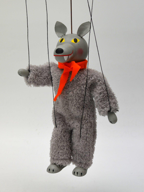 Mehrfarbig MUBRNO 18113A Marionette