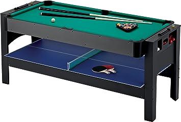Fat Cat Original 3 In 1, 6 Foot Flip Game Table (