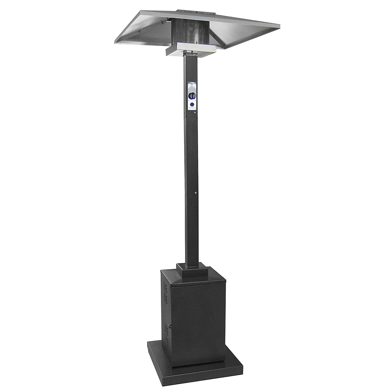 Amazon.com : AZ Patio Heaters Commercial Patio Heater in Black ...