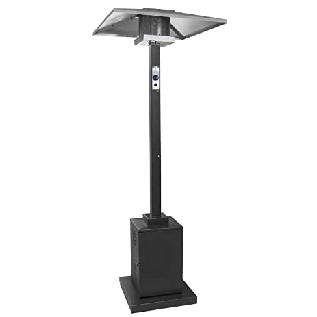 AZ Patio Heaters Commercial Patio Heater In Black