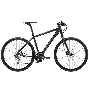 Cannondale - Bad Boy 2 2016 Urban - Bicicleta híbrida, Color Negro ...