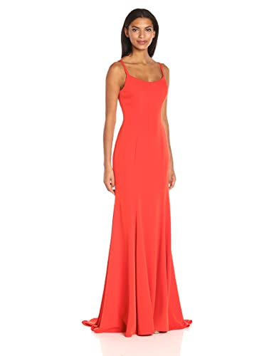 Mac Duggal Women's Strappy Gow...