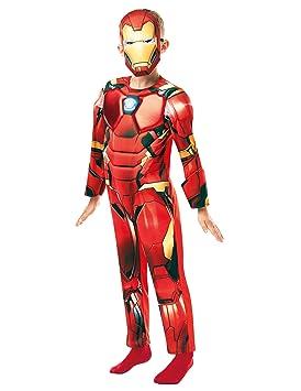 Rubies 640830S - Disfraz infantil oficial de Marvel Avengers ...