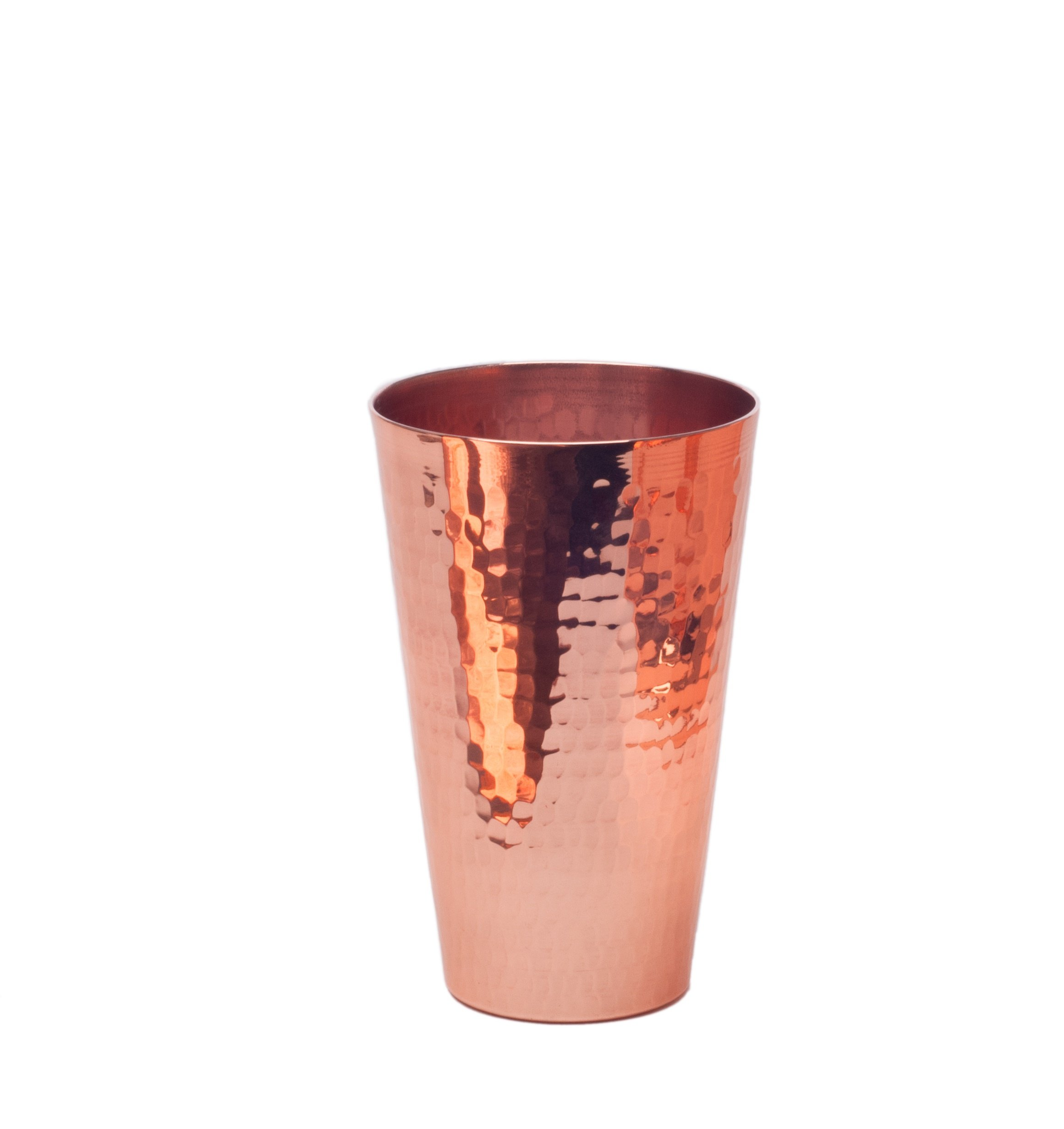 Sertodo Copper C-SHK-18 Ice Tea Cup, 18 Ounce, Copper