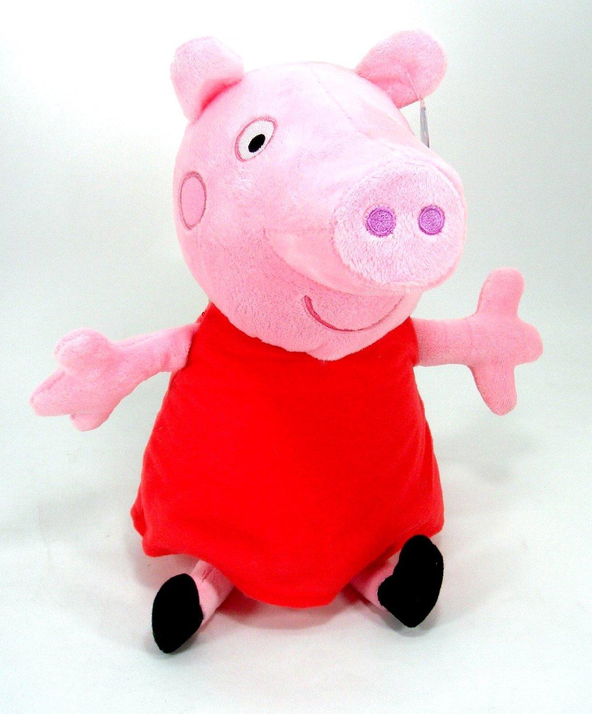 Peppa Pig 13.5 Plush