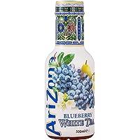 Arizona White Tea, Blueberry, 500ml