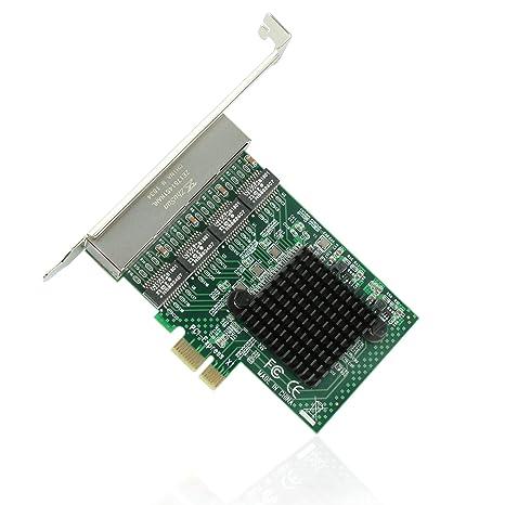 Amazon.com: Tarjeta de red Ziyituod, tarjeta Ethernet ...