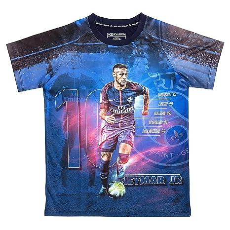 ccea010e122c5 Amazon.com : PSG - Official Paris Saint-Germain 'Neymar Jr' Kids ...