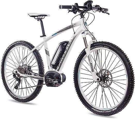 Chrisson E-Mounter 3.0 Bicicleta eléctrica, cuadro de 27,5 ...