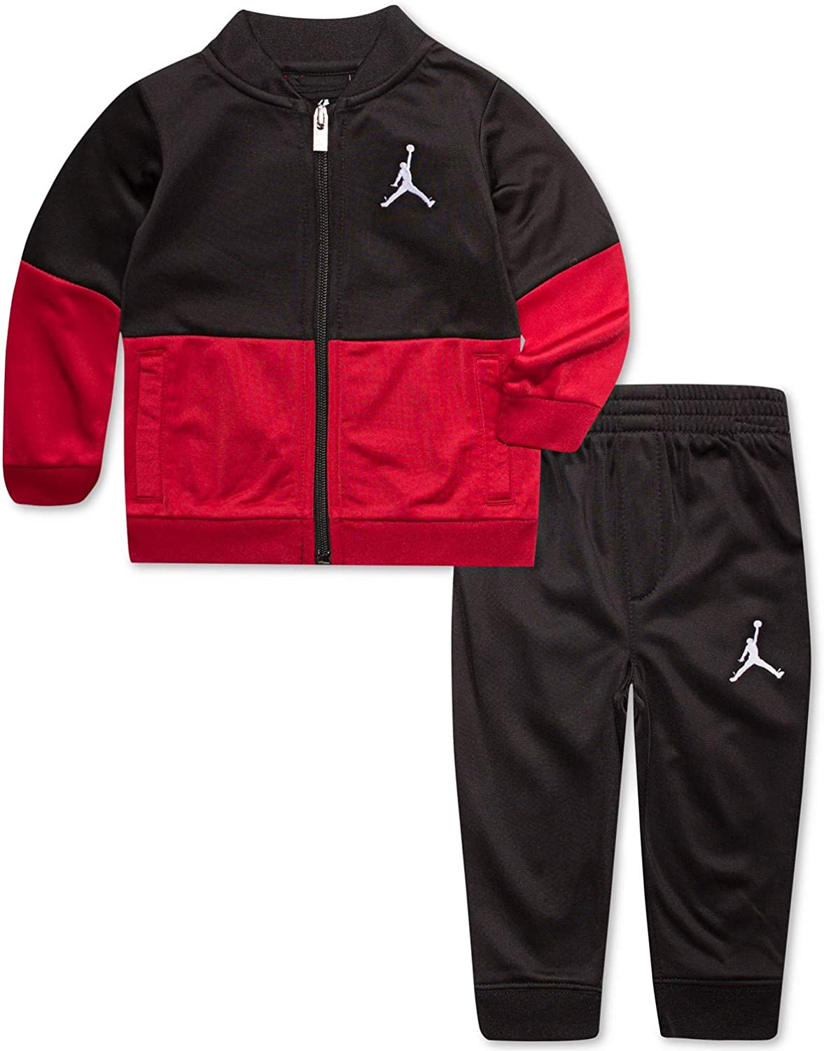 Nike Boy`s Two Piece Tracksuit Jacket /& Pants Set