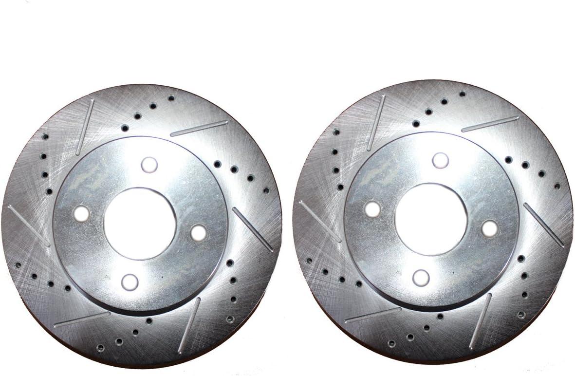 2007 2008 2009 Fit Kia Sorento OE Replacement Rotors Metallic Pads R