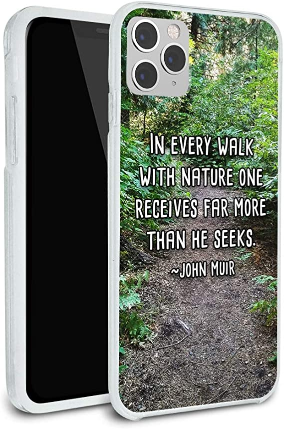 The Walk iPhone 11 case