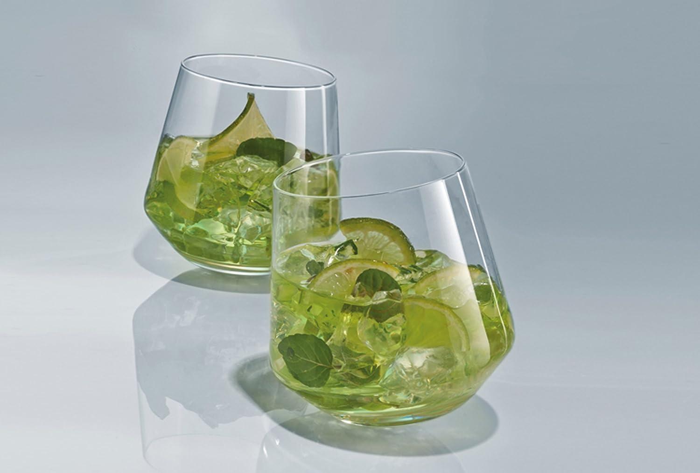 Schott Zwiesel 116563 - Copas de cristal transparente (2 unidades)