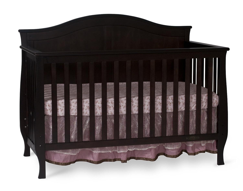 Child craft camden crib - Amazon Com Child Craft Camden 4 In 1 Convertible Crib Jamocha Baby Crib Baby