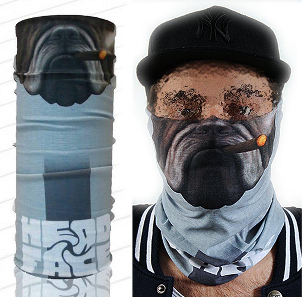 The Dog UV保護釣りマスクスカーフバンダナヘアバンドHeadwear pb006 Headface   B00YH2QQF0