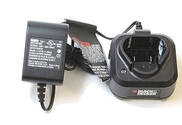 Black & Decker LCS12 - Cargador de batería de litio de 12 ...