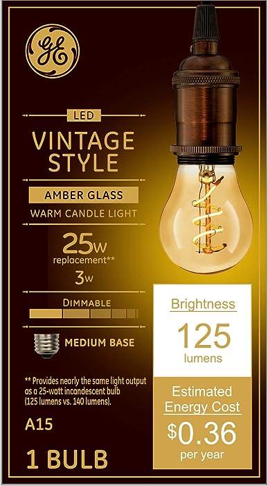 Top 9 Ge Led A15 25W Light Bulbs