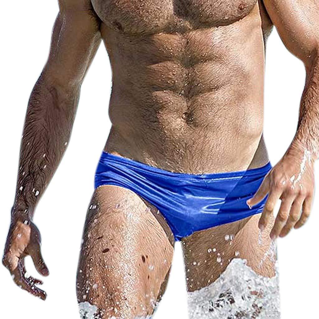 Swim Trunks Swimming Boxer Briefs Beach Shorts Swimsuits GreatGiftList Mens Swim Trunks Pants Quick Dry Swimwear Shorts